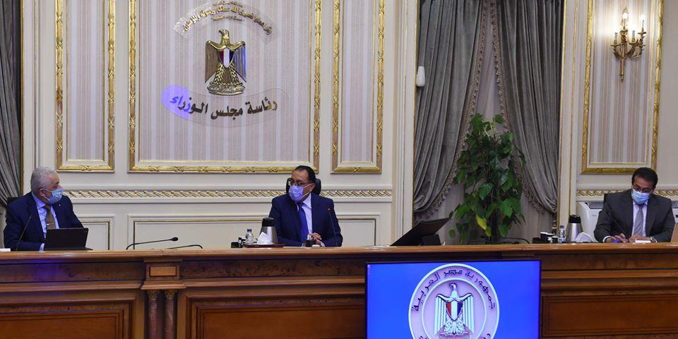 """رئيس الوزراء يتابع خطط بدء العام الدراسي الجديد في ظل جائحة """"كورونا"""""""