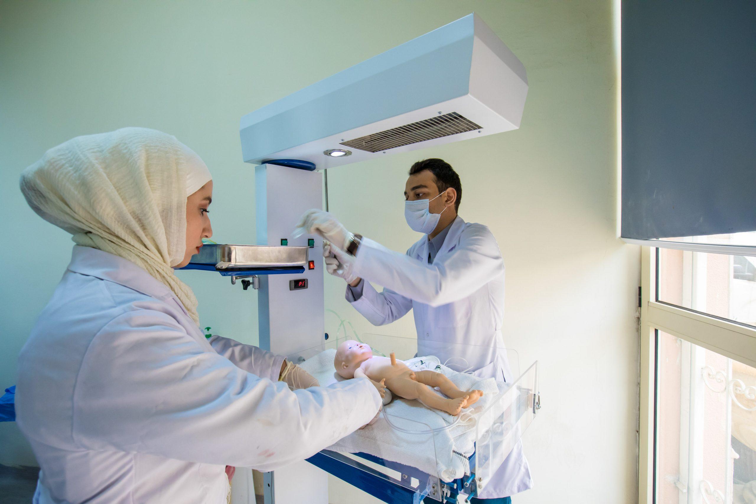 دراسة التمريض فى مصر