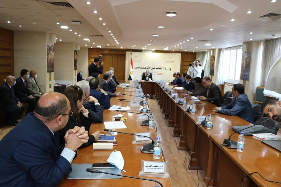 «مبارك والقباج» يوقعان بروتوكولا لإنشاء وحدة للتضامن الاجتماعي بجامعة المنوفية