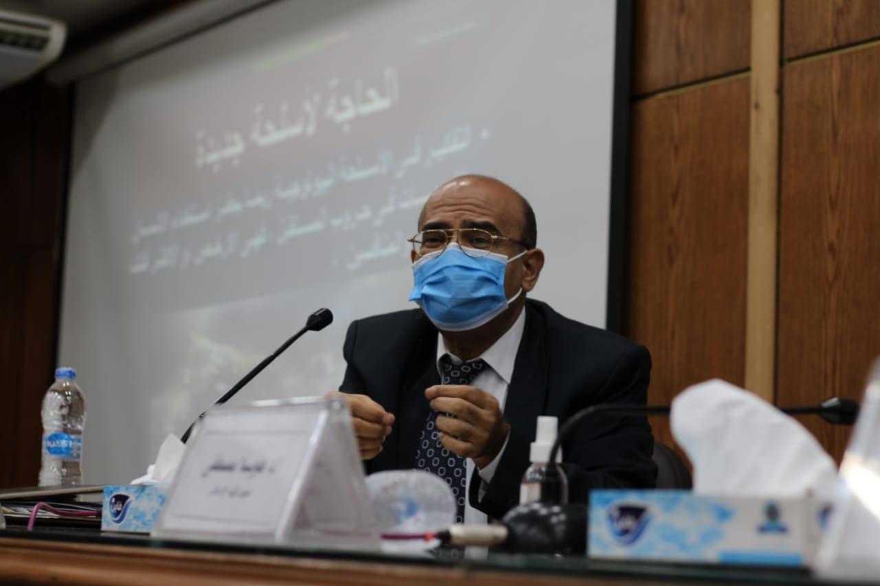 مجدي بدران: نسبة الشفاء من الكورونا في مصر بلغت 93.1%
