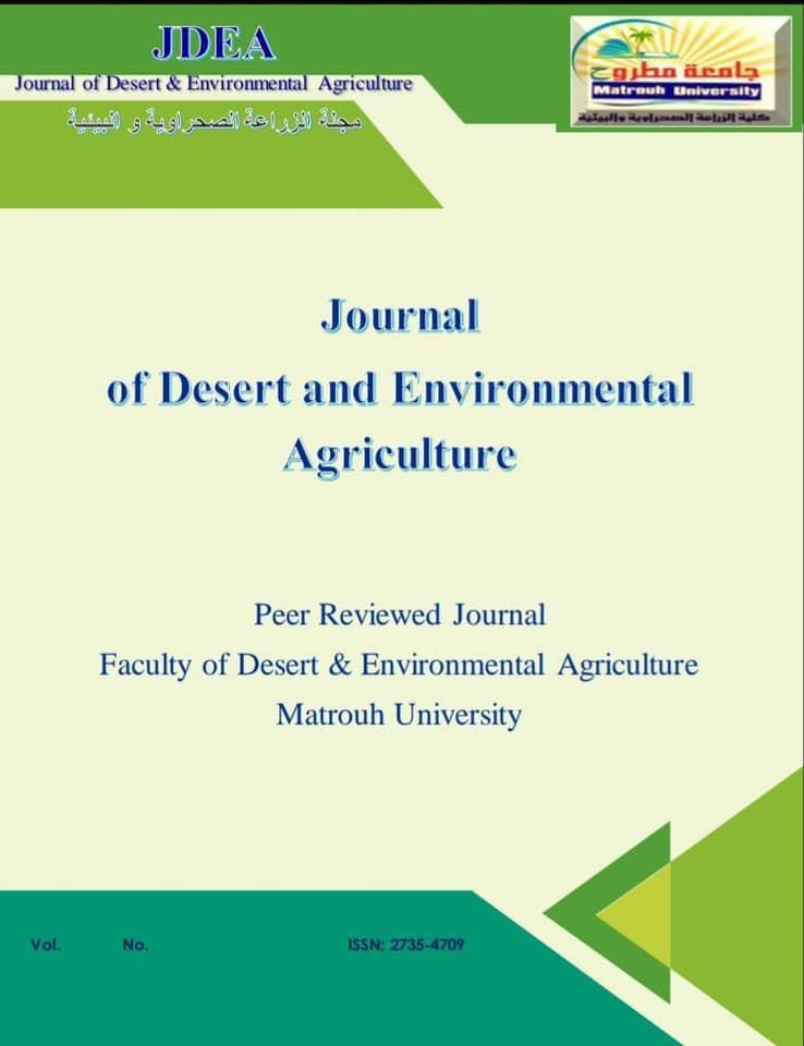 جامعة مطروح تطلق الموقع الإلكتروني لمجلة كلية الزراعة الصحراوية والبيئية