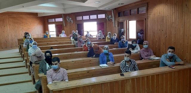 جامعة كفرالشيخ: تحديد مسئول بكل كلية من الإدارة الطبية يتولى التعامل مع حالات الطوارئ