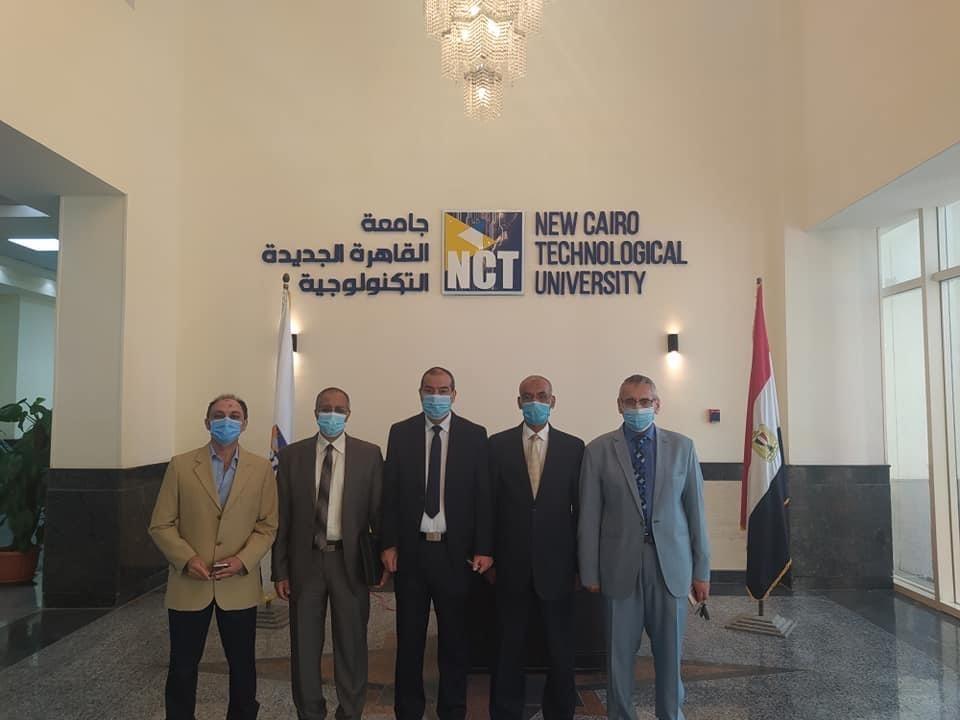 بروتوكول تعاون بين جامعة القاهرة التكنولوجية والهيئة العامة للبترول
