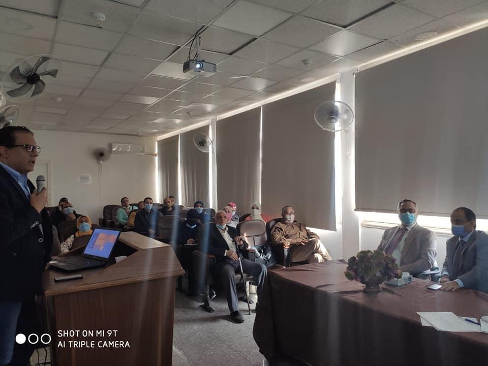 طب الأزهر بالقاهرة تنظم الدورة التدريبية السادسة حول تأهيل الأطباء على نشر الأبحاث العلمية