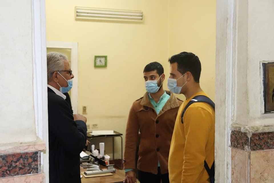 جامعة الأزهر: استمرار تسكين الطلاب بالمدن الجامعية وسط إجراءات مشددة