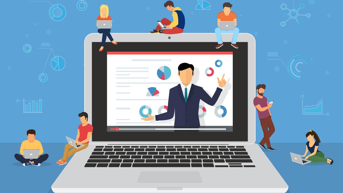 بطئ الانترنت وصعوبة التفاعل.. كيف يقيم طلاب الجامعات التعليم عن بعد؟