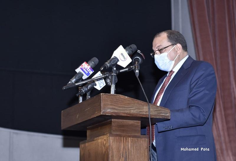 رئيس جامعة بني سويف