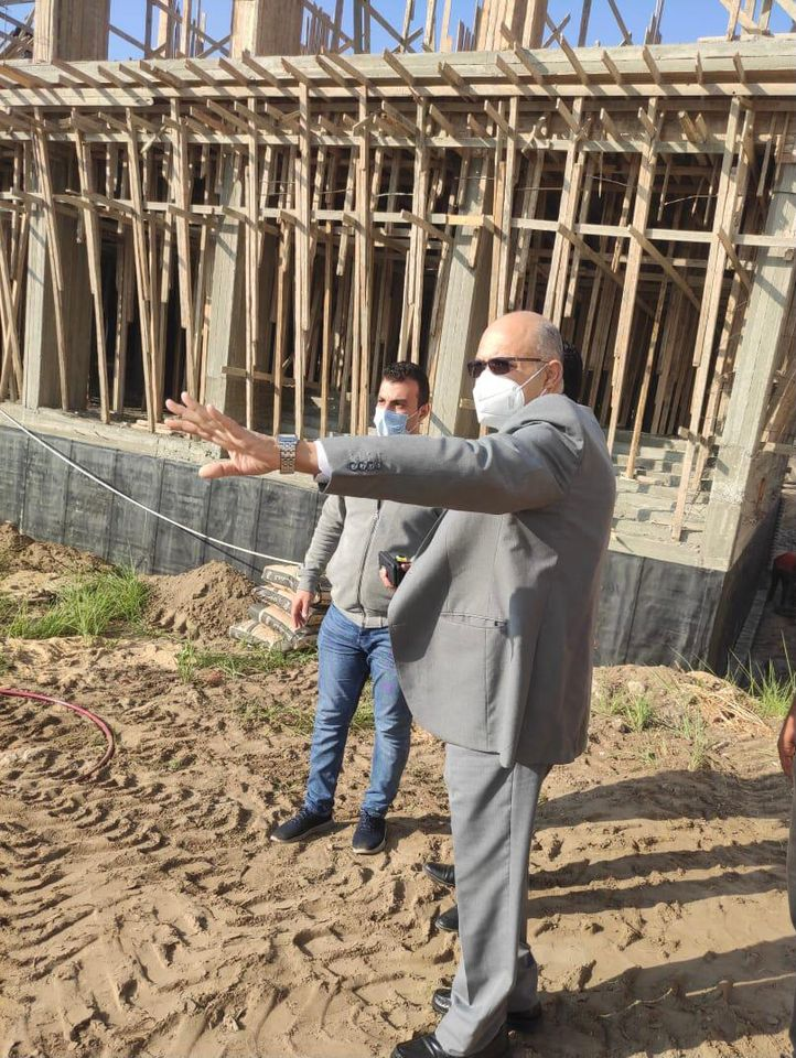 رئيس جامعة طنطا: المبانى الجديدة بالمدن الجامعية تستوعب 2000 طالب