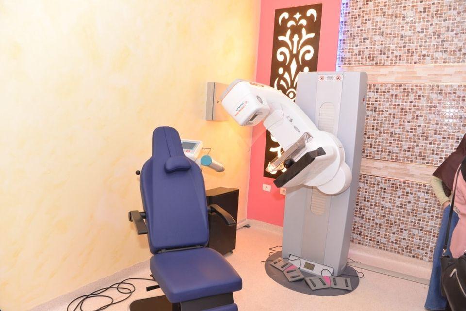 جامعة أسيوط تفتتح وحدتي «الجاما كاميرا وفحص الثدي الرقمي» بـ20 مليون جنيه