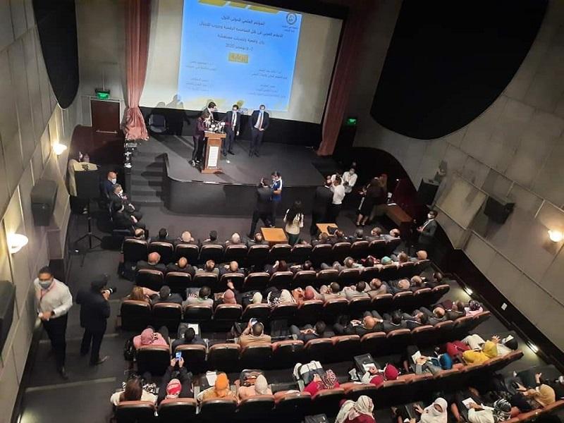 مؤتمر كلية الإعلام جامعة بني سويف