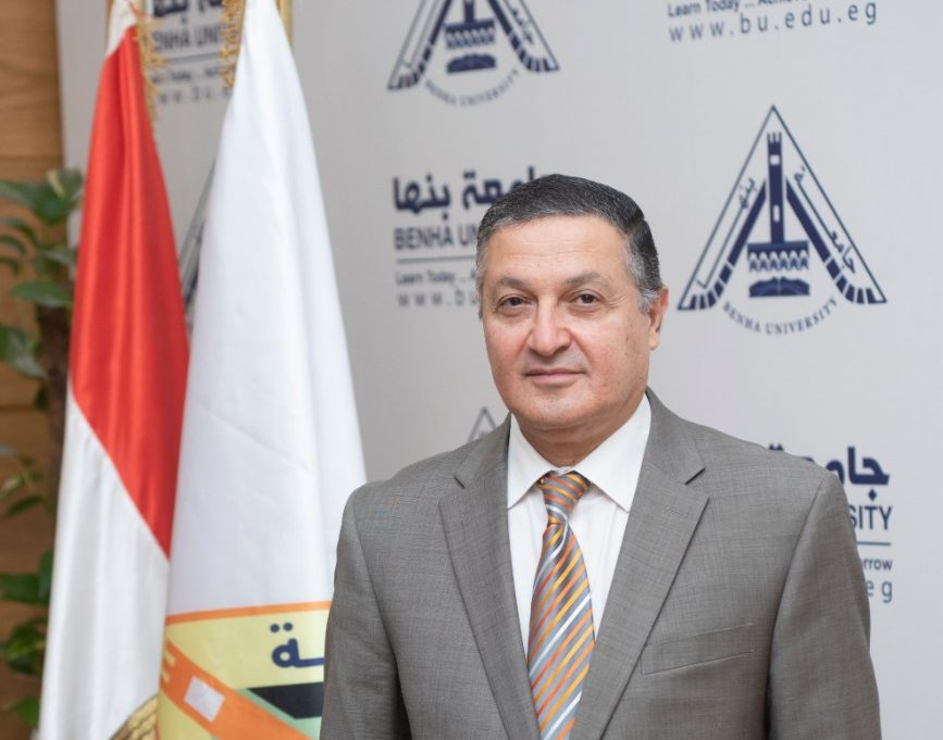 الدكتور جمال السعيد عضو مجلس النواب