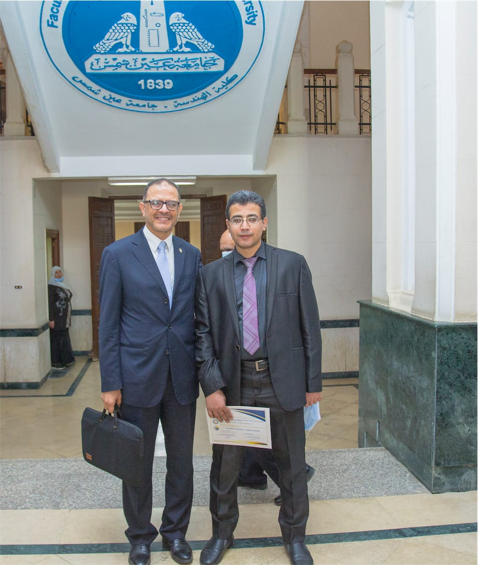 الجامعة المصرية اليابانية تحصل على 3 مراكز لأفضل الرسائل العلمية الهندسية