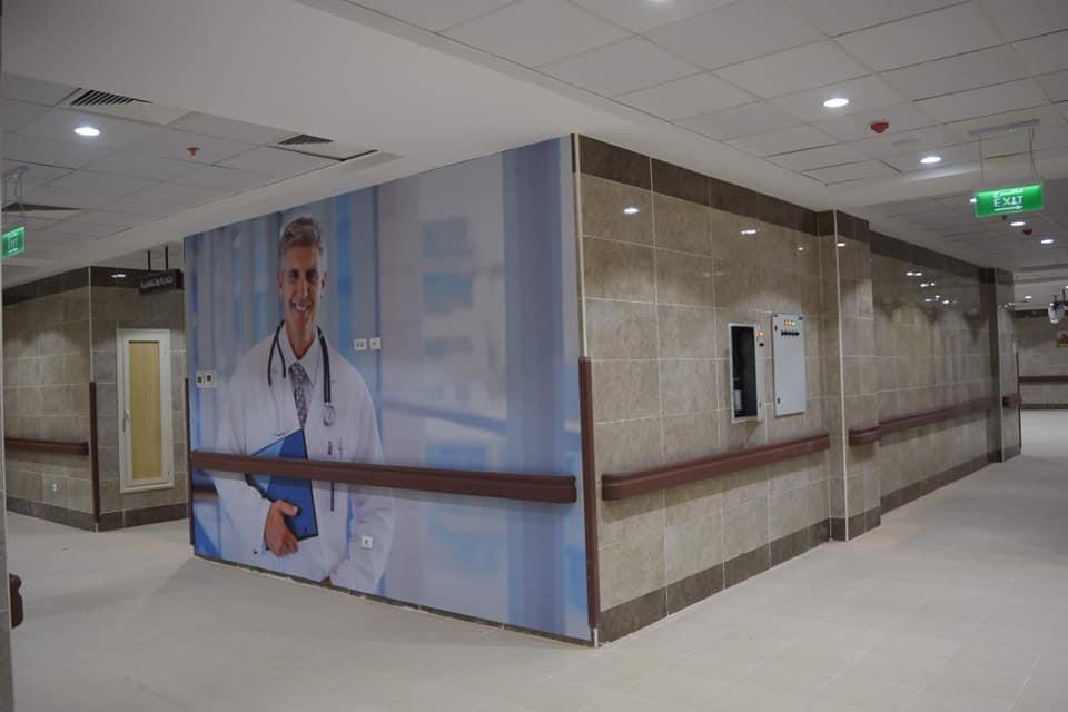 جامعة سوهاج تفتتح المستشفى الجامعي الجديد بتكلفة مليار و ١٧٨ مليون جنيه قريبًا