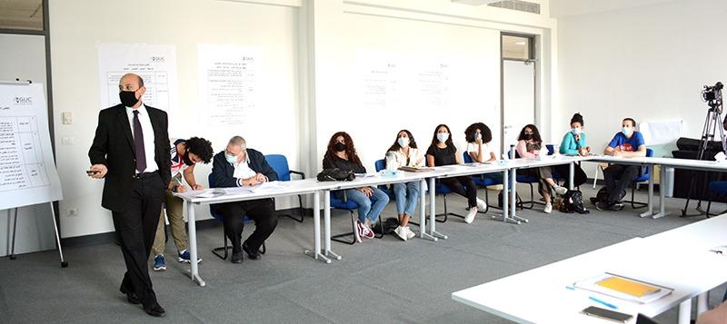 حقوق الألمانية بالقاهرة تعقد برنامج تدريبي مكثف للطلاب للعام الرابع على التوالي