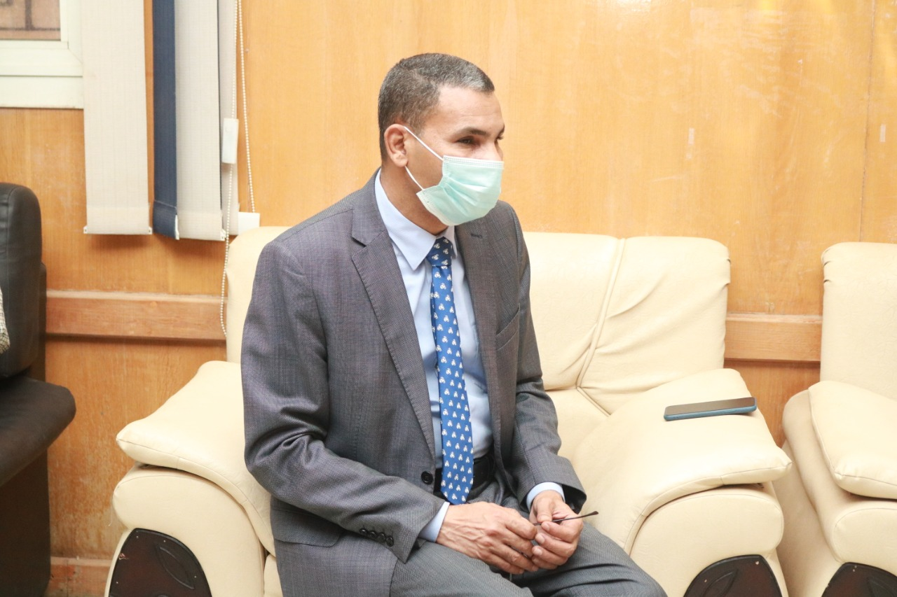 جامعة أسوان: المستشفيات الجامعية تعمل على تقديم خدمة أفضل للمواطن بأسوان