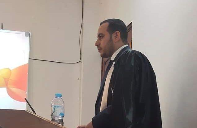 رئيس جامعة بني سويف يشارك بمناقشة رسالة دكتواره بطب الأزهر