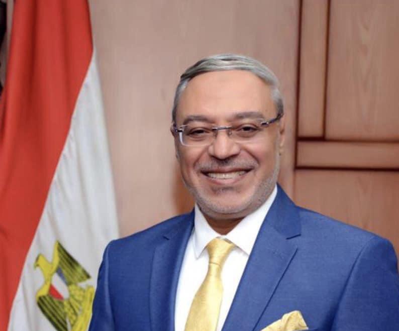 """قرار جمهوري بتعيين """"محمود ذكى"""" رئيسًا لجامعة طنطا"""