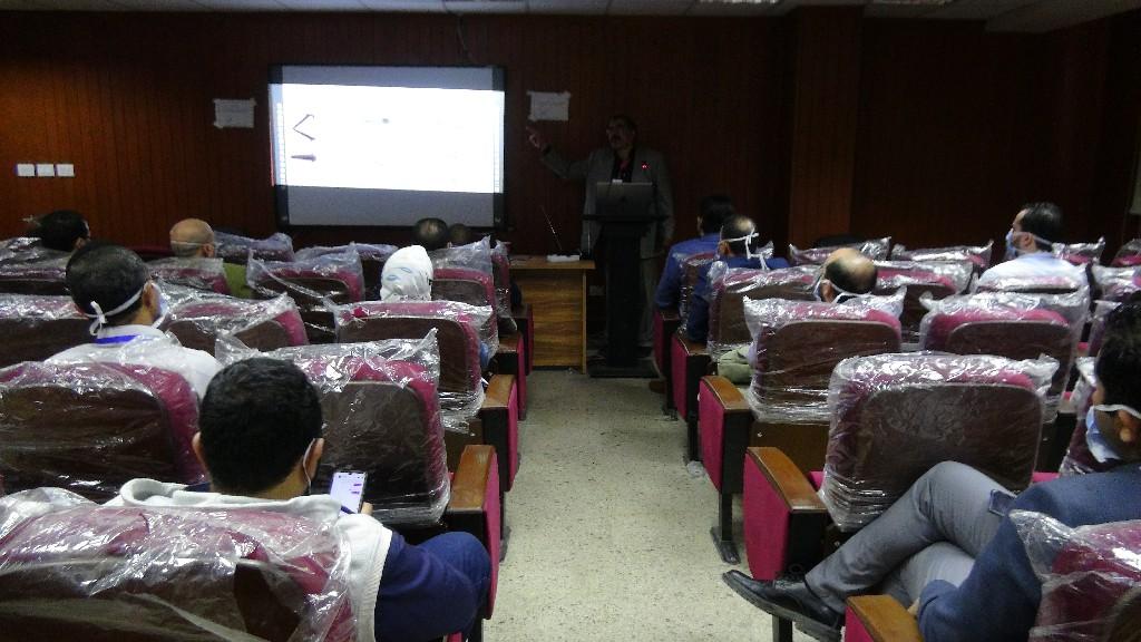 """«طب المنيا» تنظم دورة تدريبية بعنوان """"أساسيات جراحة المناظير"""" لشباب الأطباء"""