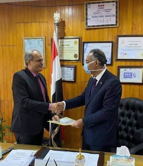 بروتوكول تعاون بين كلية طب الأزهر بالقاهرة ومديرية الصحة بالبحرالأحمر