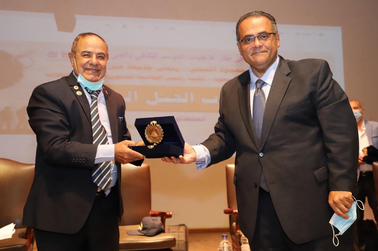 جامعة عين شمس تناقش حروب الجيل الرابع