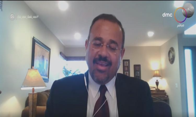 هشام العسكري: 25 ألف حالة كورونا نشطة متوقعة يناير المقبل