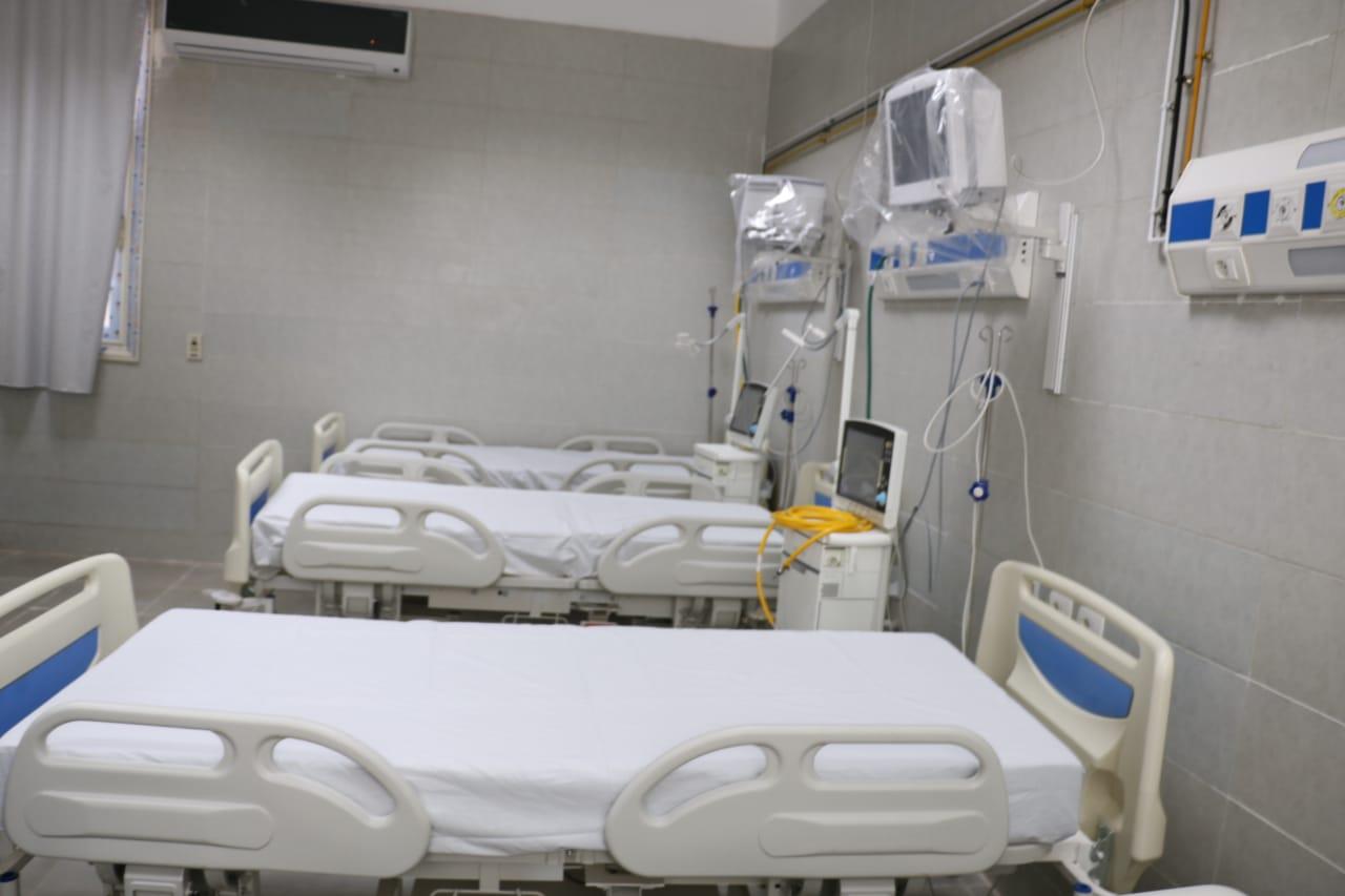 رئيس جامعة المنوفية يفتتح وحدة الرعاية المركزة بمستشفى الطوارئ