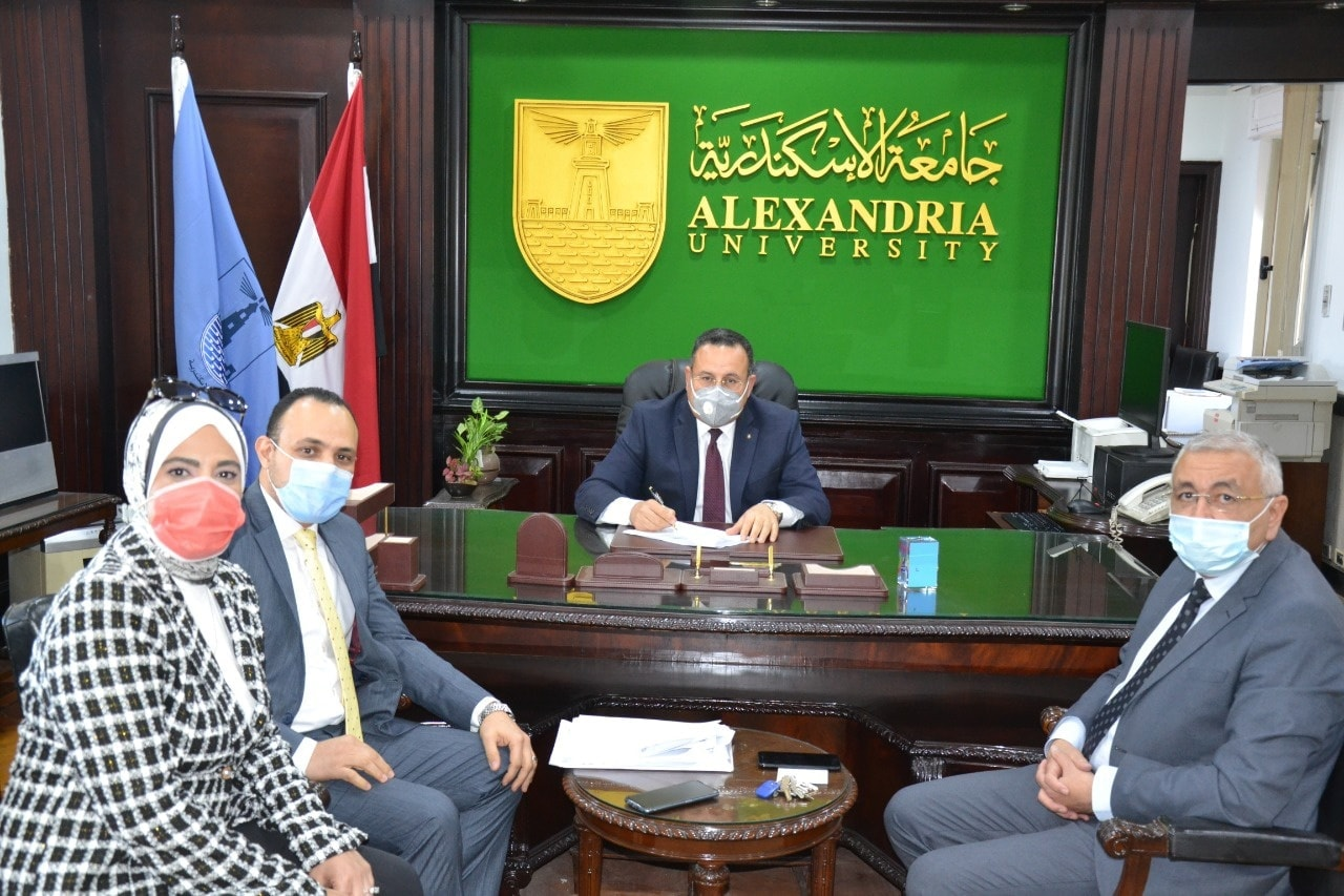 مشروع بجامعة الإسكندرية لإنشاء معمل الهندسة العكسية بـ 9 مليون جنيه