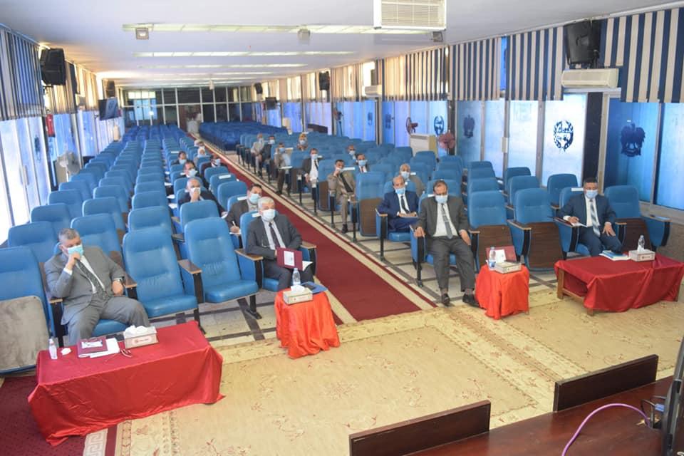 جامعة سوهاج تعلن بشرى ساره للطلاب المصابين بكورونا