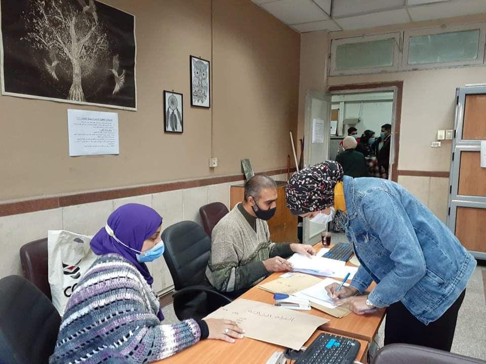 ٧٤٣ طالب وطالبة بالكشوف النهائية للانتخابات بجامعة المنوفية