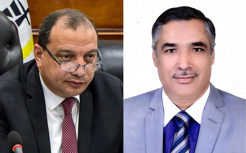 رئيس جامعة بني سويف يصدر قراراً بتعيين «خالد يسن» قائماً بأعمال أمين عام الجامعة