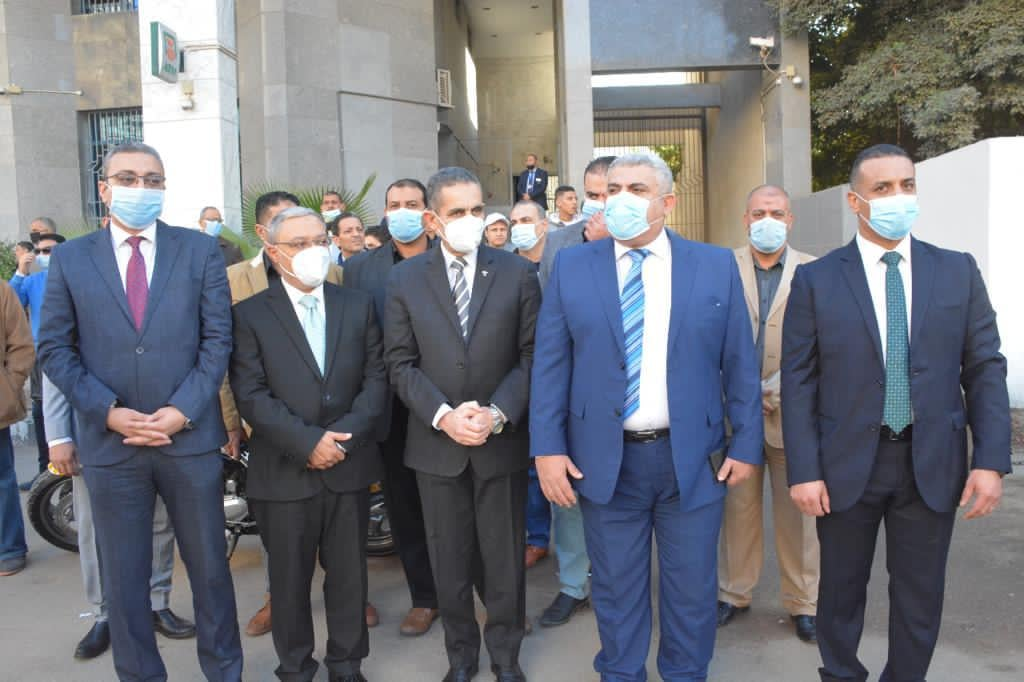 رئيس جامعة طنطا يؤكد على ضرورة التوعية بأهمية محاربة الفساد