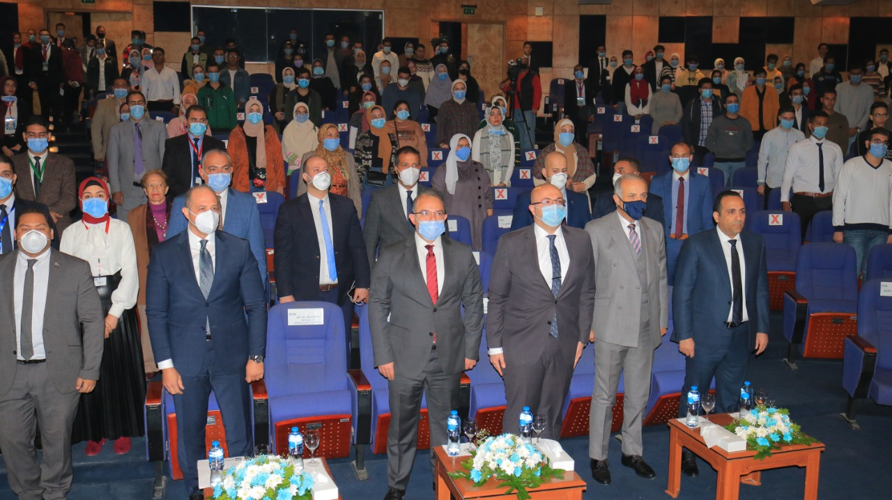 بروتوكول تعاون بين جامعة النهضة والبورصة المصرية