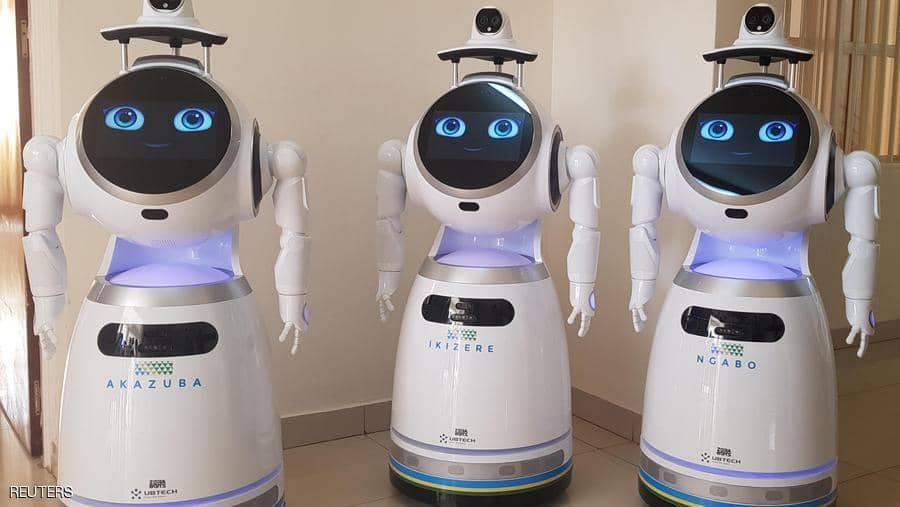 بالتفاصيل.. أشهر7 روبوتات تساند الأطباء في معركة كورونا