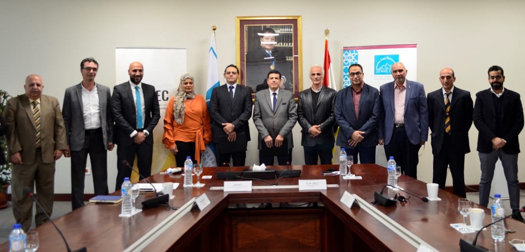 مدينة زويل توقع اتفاقية تعاون مشترك مع كايتك لتطوير السماد الحيوي ونشر تكنولوجيا البيوجاز