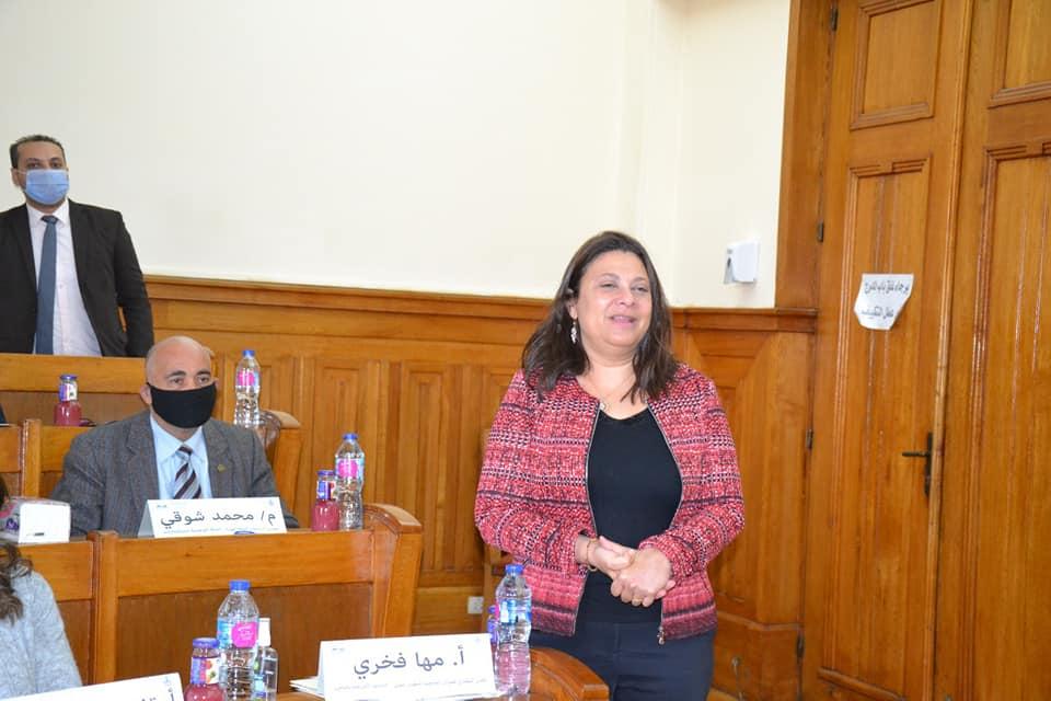 رئيس جامعة الإسكندرية: نستهدف رسم مستقبل مهني أفضل لخريجي الجامعة