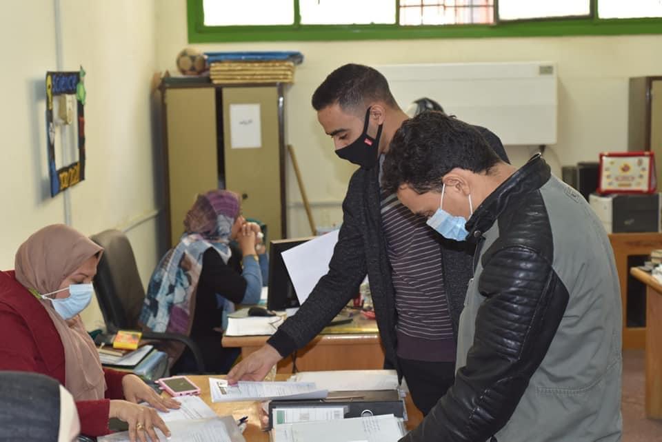 1155 مرشحًا في انتخابات اتحاد طلاب جامعة سوهاج