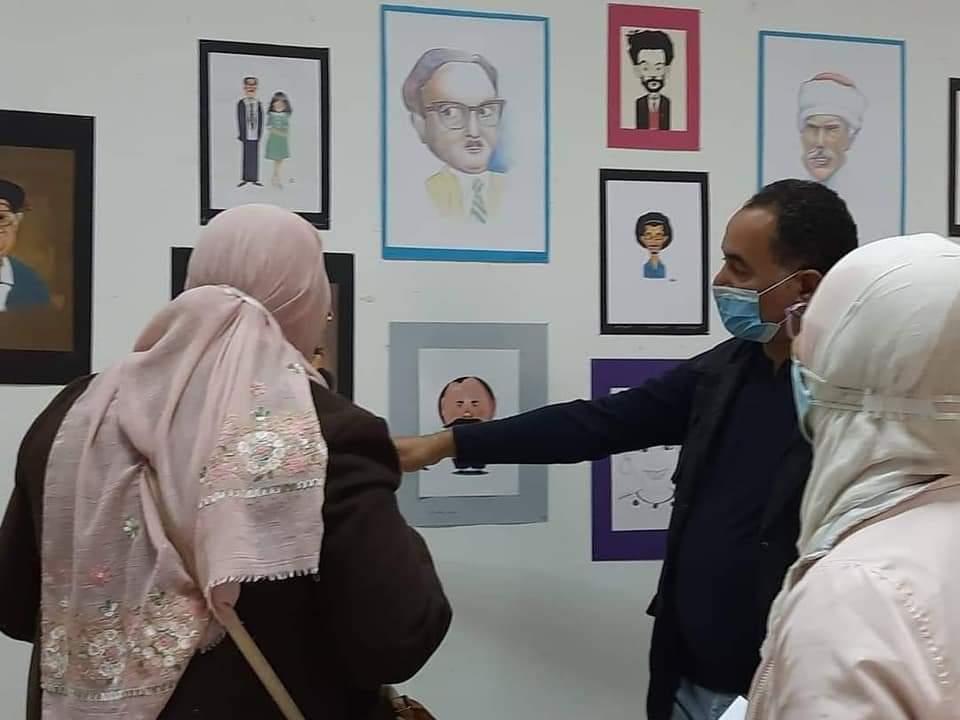 جامعة حلوان تنشر نتائج مسابقة الفوتوغرافيا والكاريكاتير