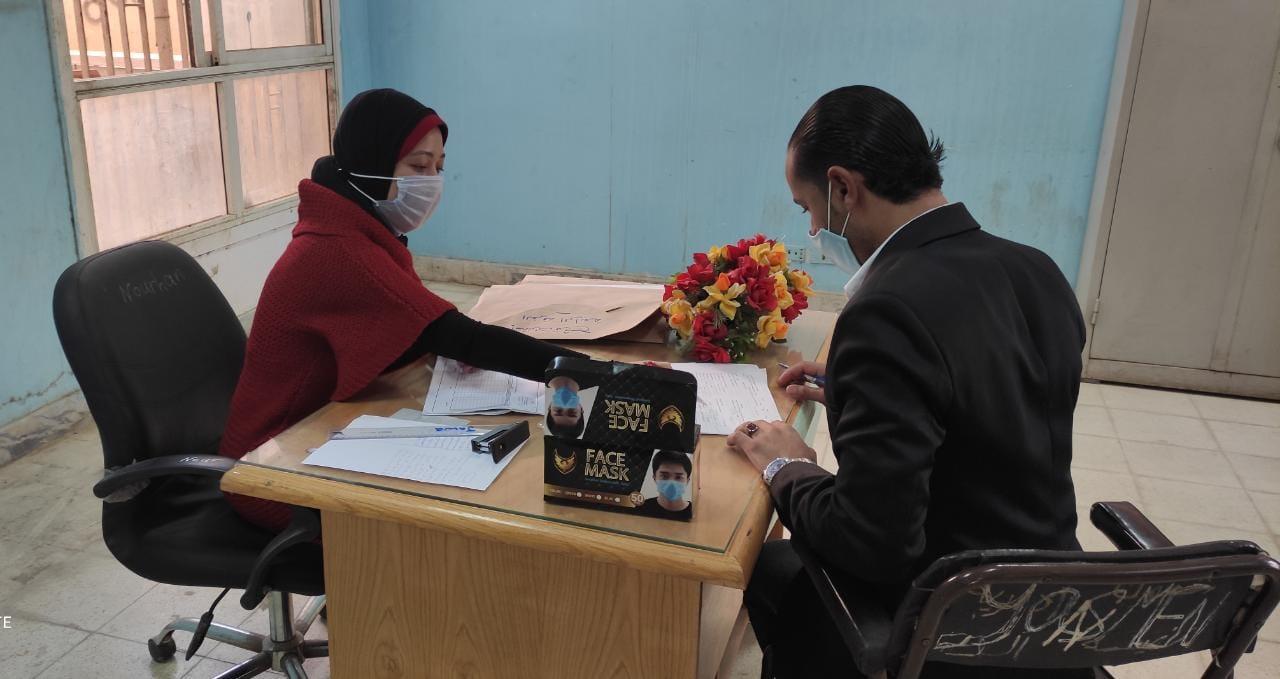 818 طالبًا بجامعة حلوان مرشحين لانتخابات الاتحادات الطلابية
