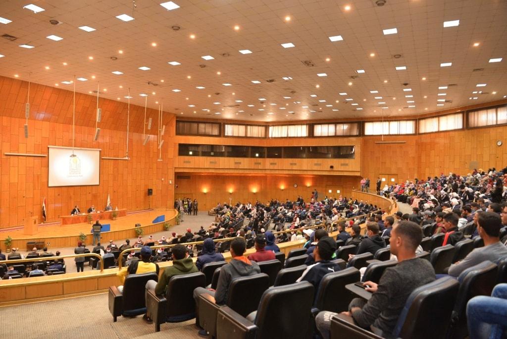رئيس جامعة أسيوط: الشائعات مرض يحتاج رفع المناعة ومحاربة المرض عن طريق زيادة الوعي