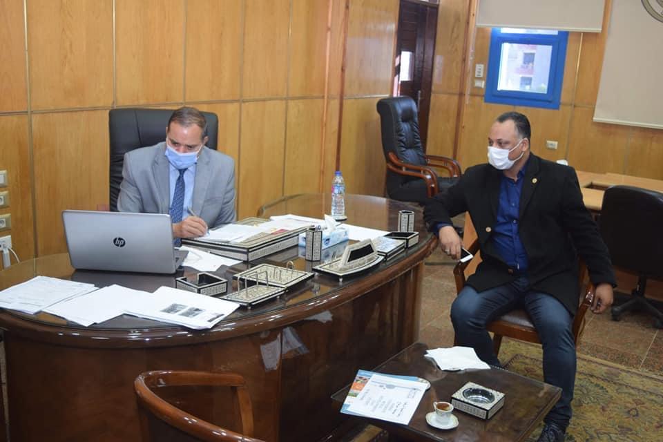 """جامعة سوهاج توقع مذكرة تفاهم مع """"وطشقند بأوزباكستان"""" لمنح درجة دولية في الدراسات العليا"""