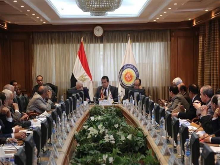 ننشر القائمة النهائية للمرشحين لمنصب رئيس جامعة مدينة السادات