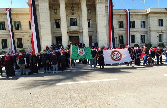منسق طلاب من أجل مصر: التاريخ شاهد على دور طلاب الجامعات في الحياة السياسية