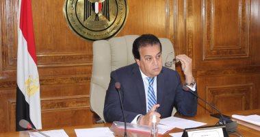 وزير التعليم العالي: ذروة الإصابات بفيروس كورونا في يناير