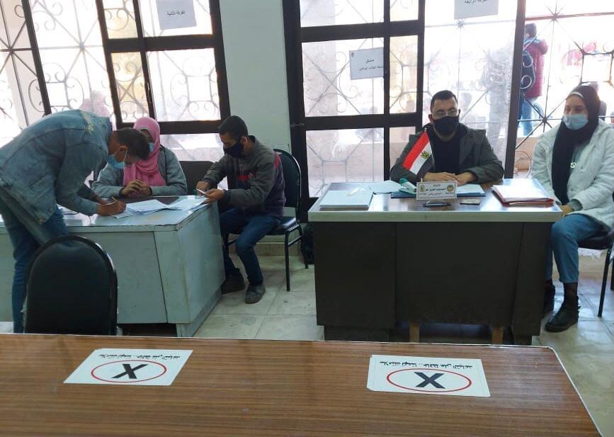 رئيس جامعة طنطا: دعم المشاركة الديمقراطية فى الانتخابات الطلابية.. وإجراءات مكثفة للحد من كورونا