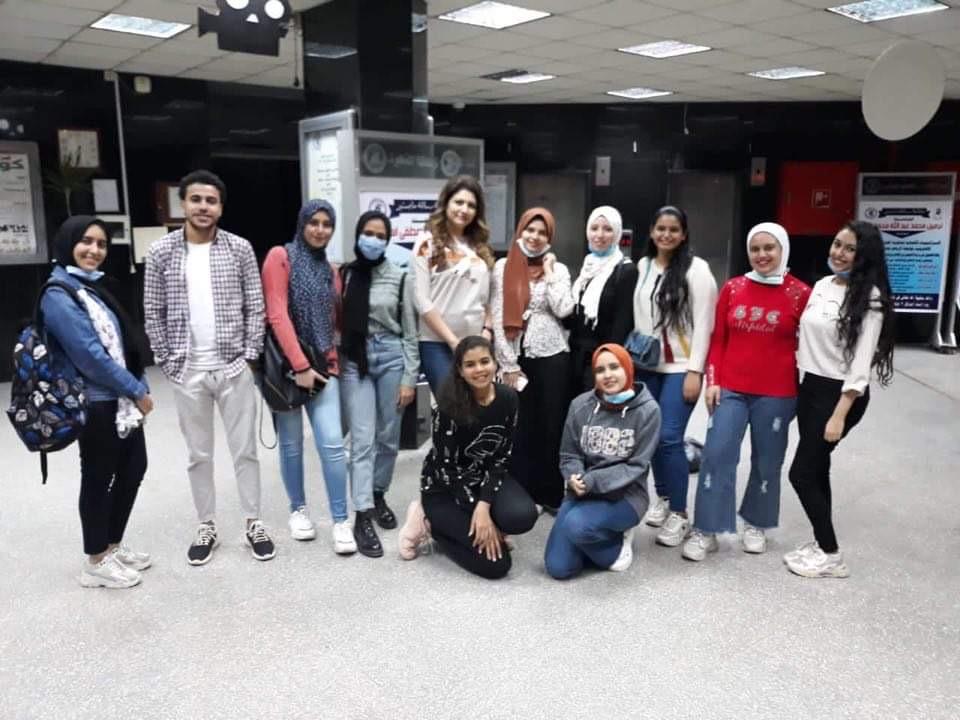 """حملة دعم مرضي """"PKU"""" مشروع تخرج قسم العلاقات العامة بـ""""إعلام القاهرة"""""""