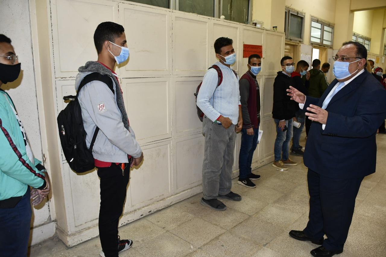 رئيس اتحاد «تربية رياضية حلوان»: أحلم أن أصبح وزير الشباب القادم