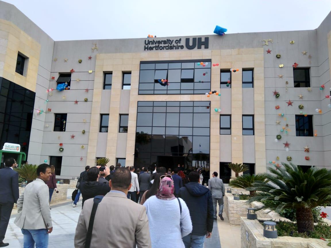 مؤسسة جلوبال الجامعية تفتح باب القبول للترم الثاني من العام الدراسي الحالي