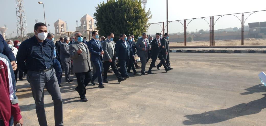 رئس جامعة حلوان: «السيسي» هو أول من زار الرقابة الإدارية بعد توليه رئيسًا للجمهورية