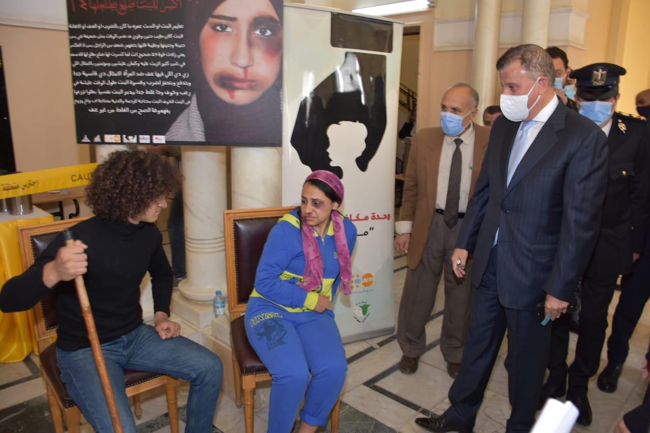 صندوق الأمم المتحدة: ٧.٨ مليون سيدة يتعرض للعنف