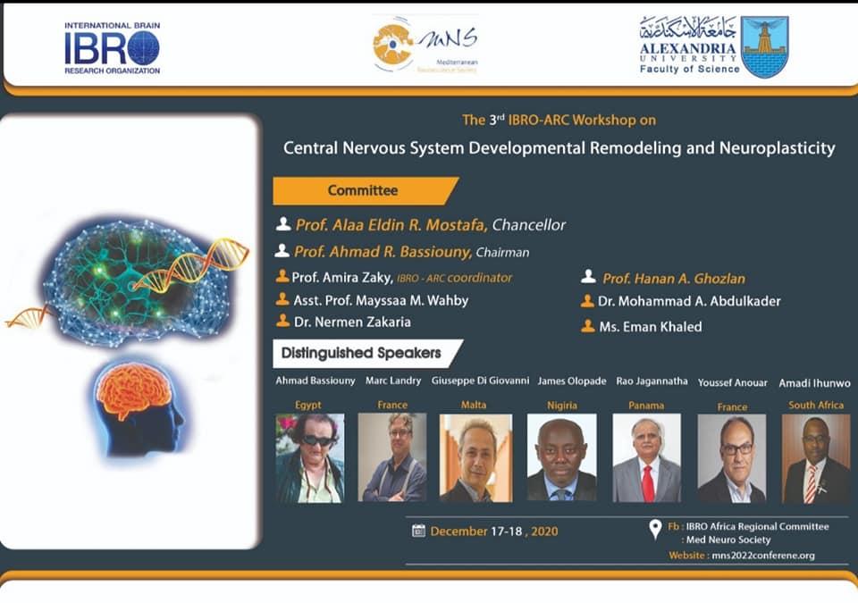 «علوم الإسكندرية» تعلن نتائج مسابقات منظمة MNS